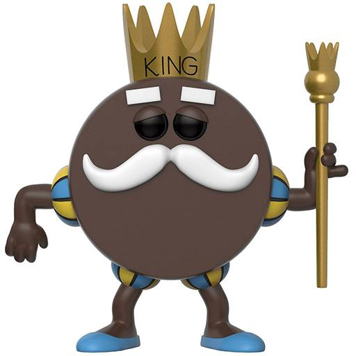 Figurine Funko POP King Ding Dong (Icônes de marques)