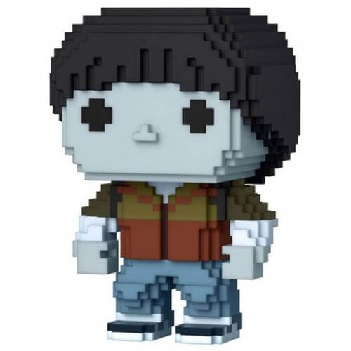 Figurine Funko POP Will à l'envers (8-bit Chase) (Stranger Things)
