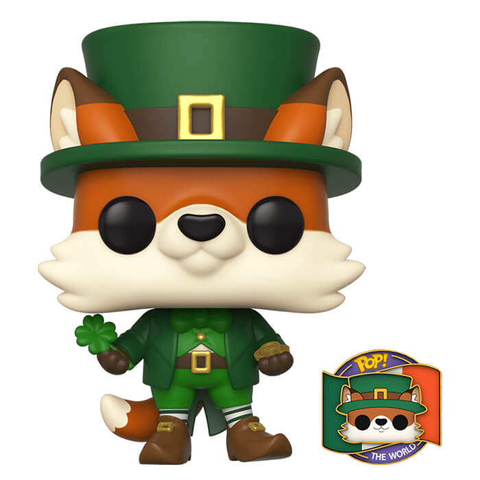 Figurine Funko POP Finley (Around The World)
