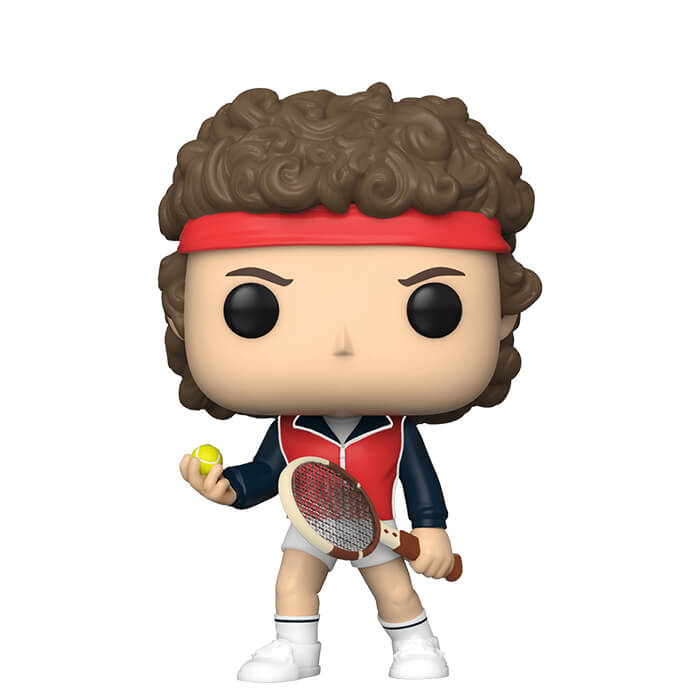 Figurine John McEnroe (Tennis Legends)