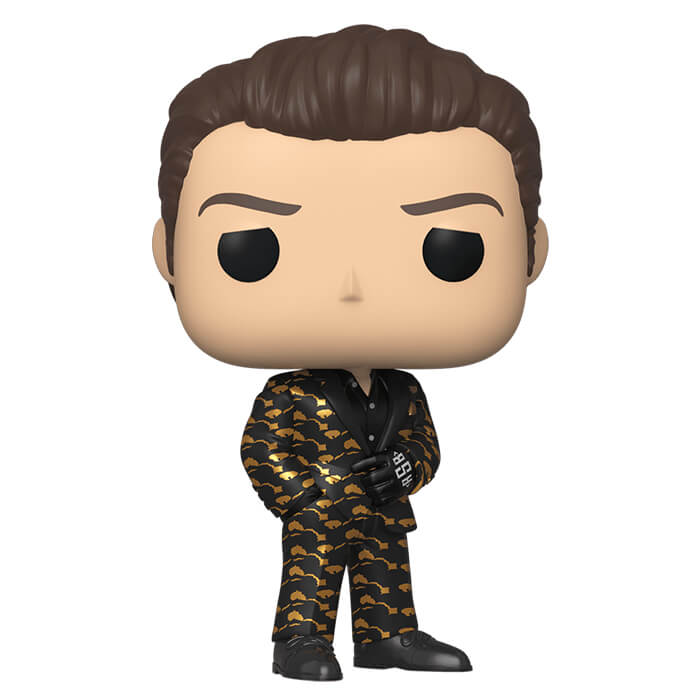 Figurine Funko POP Roman Sionis (Chase) (Birds of Prey)