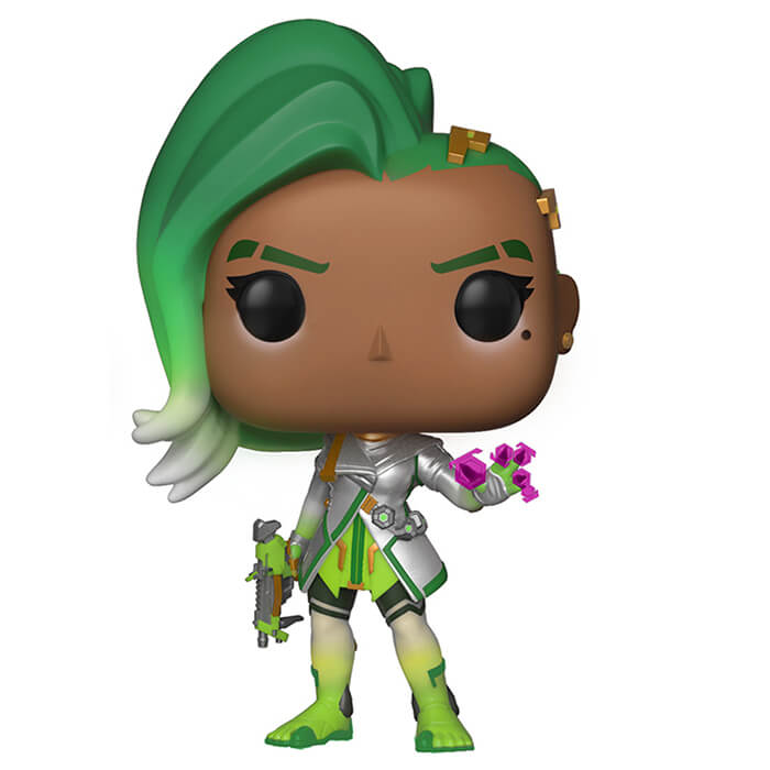Figurine Funko POP Sombra (Skin Bug) (Overwatch)
