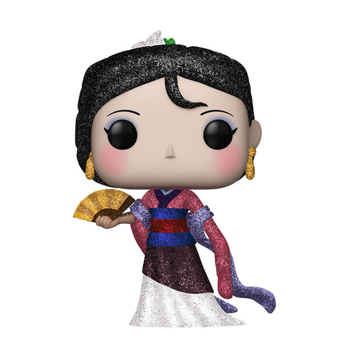 Figurine Funko POP Mulan (Diamond Glitter)