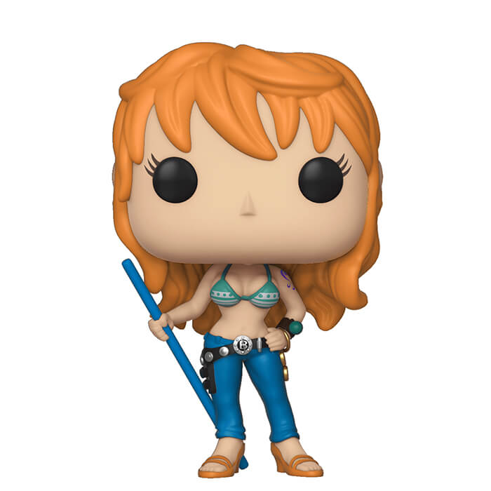 Figurine Funko POP Nami (One Piece)