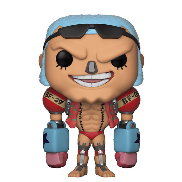 Figurine Funko POP Franky (One Piece)