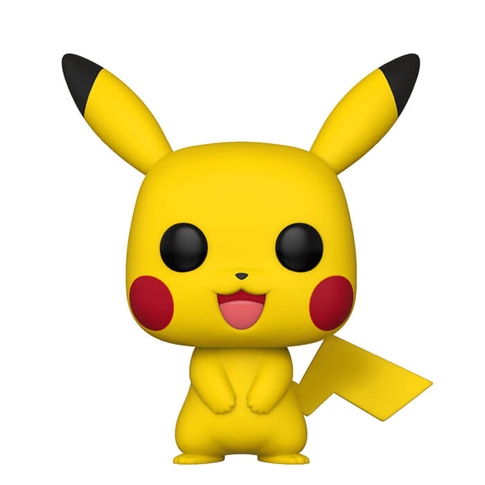 Figurine Funko POP Pikachu (Super Sized) (Pokémon)