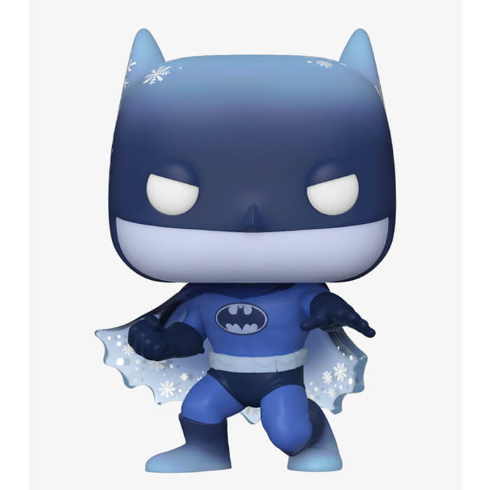 Figurine Funko POP Batman à Noël (DC Comics)
