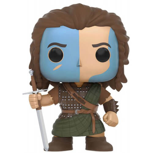 Figurine Funko POP William Wallace (Braveheart)