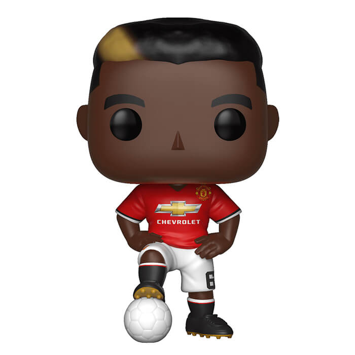Figurine Paul Pogba (Manchester United) (Premier League)
