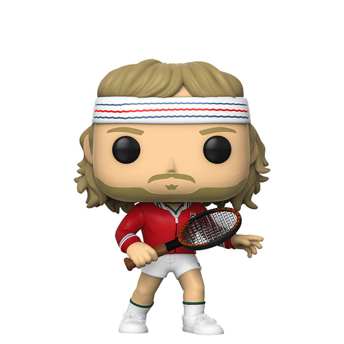 Figurine Funko POP Bjorn Borg (Tennis Legends)