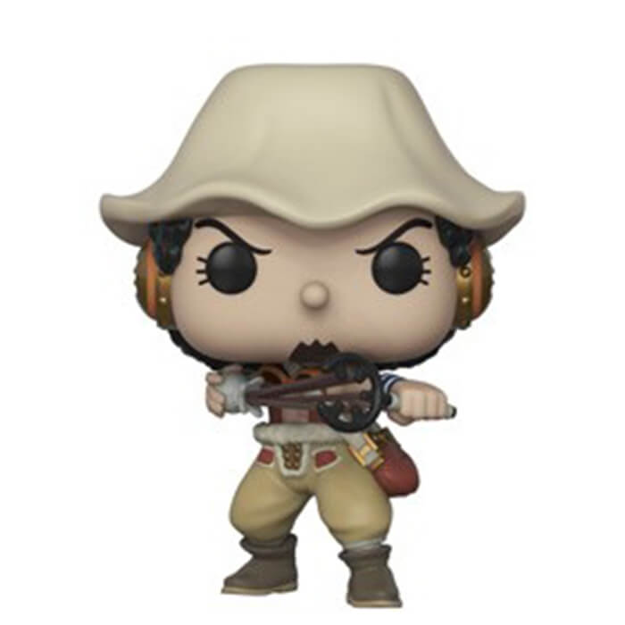Figurine Funko POP Usopp (One Piece)