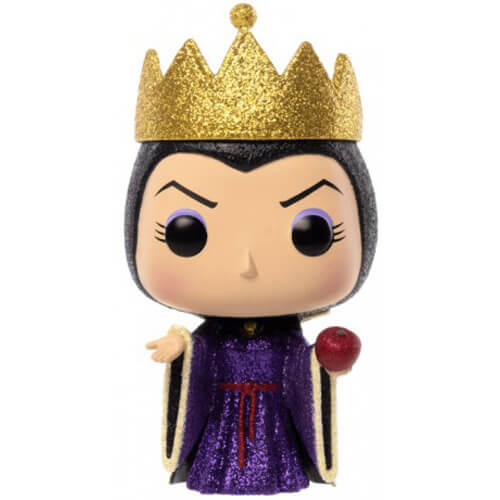 Figurine Funko POP La Méchante Reine (Diamond Glitter) (Blanche Neige)