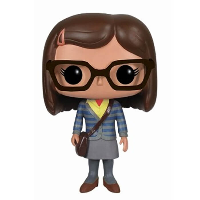 Figurine Funko POP! Amy Farrah Fowler (Chaussures marron)