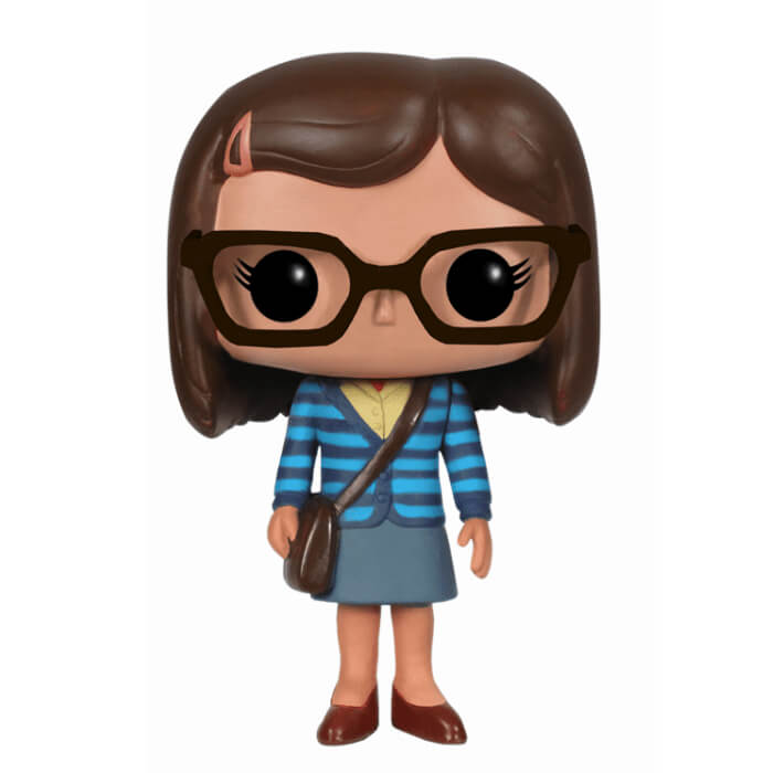 Figurine Funko POP Amy Farrah Fowler (The Big Bang Theory)