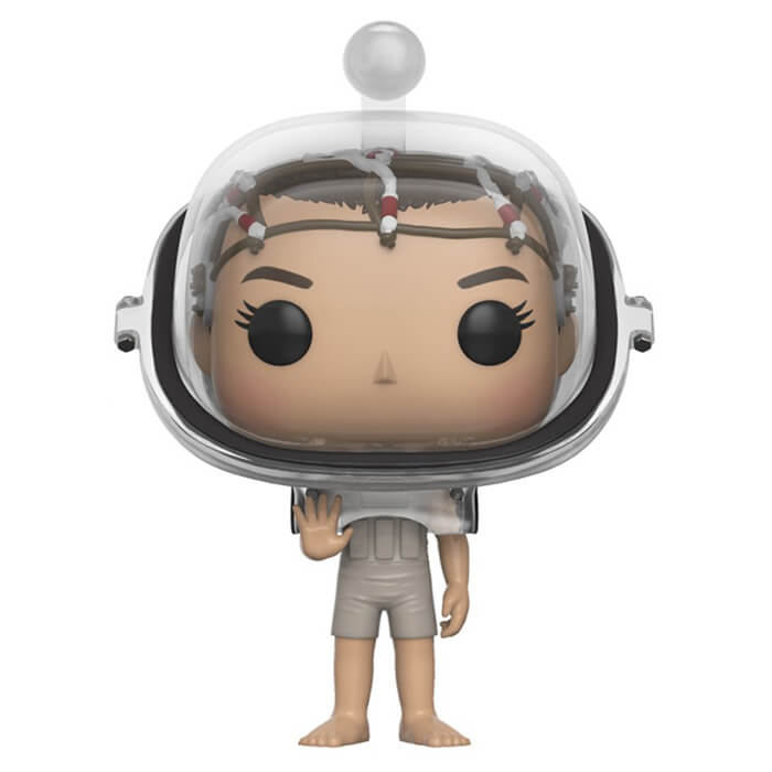 Figurine Funko POP Onze sous l'eau (Stranger Things)