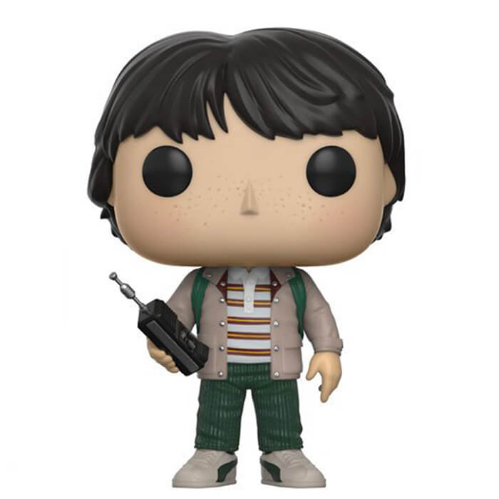 Figurine Funko POP Mike Wheeler avec le talkie walkie (Stranger Things)