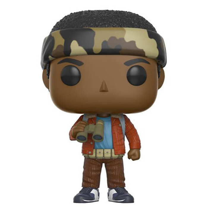 Figurine Funko POP Lucas Sinclair avec les jumelles (Stranger Things)