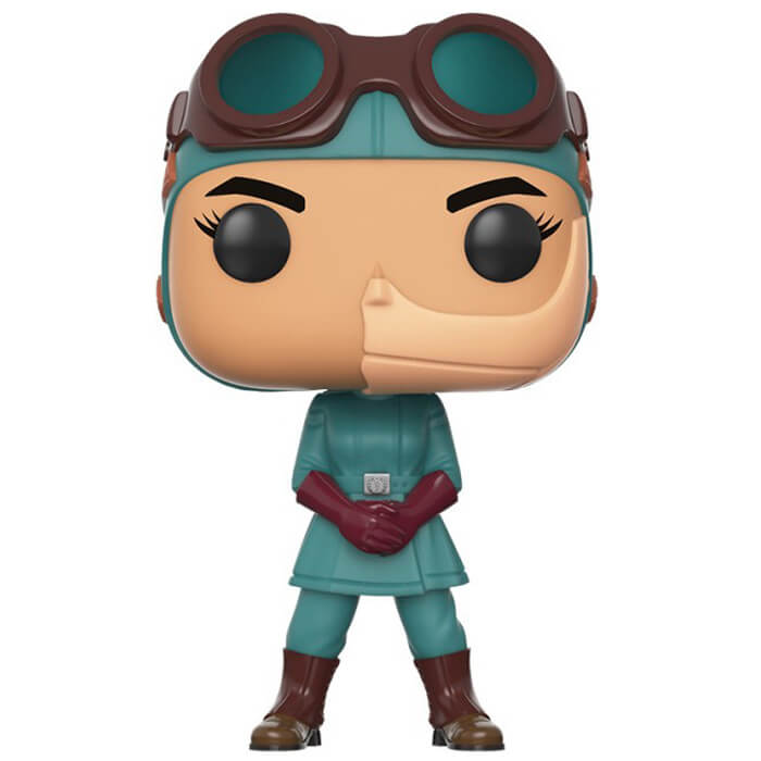 Figurine Funko POP Docteur Maru (Wonder Woman)