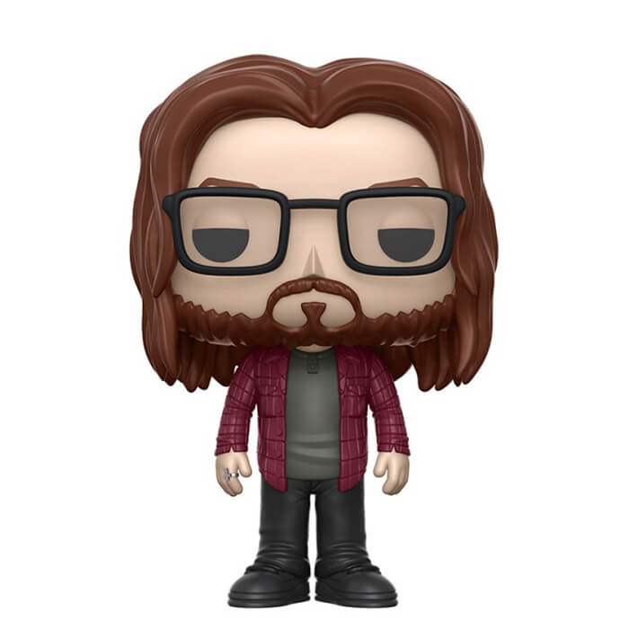 Figurine Gilfoyle (Silicon Valley)