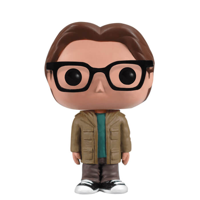 Figurine Funko POP Leonard Hofstadter (The Big Bang Theory)