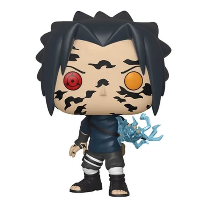 Figurine Sasuke (Marques de malédiction) (Naruto Shippuden)
