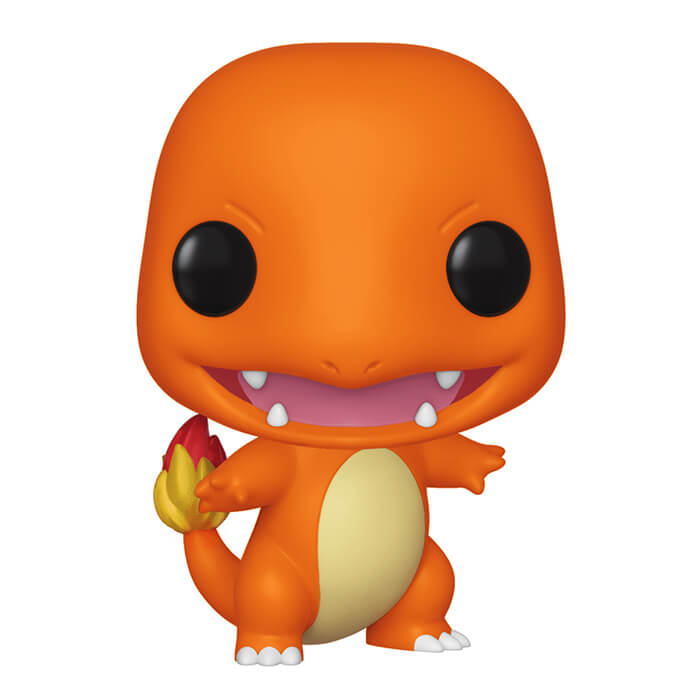 Figurine Funko POP Salamèche (Super Sized) (Pokémon)