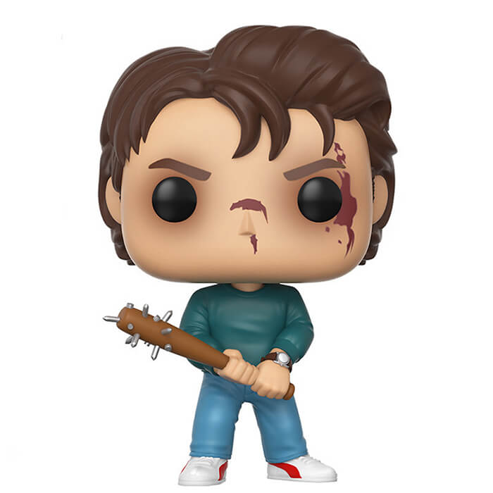 Figurine Funko POP Steve Harrington avec une batte (Stranger Things)