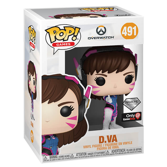 D.Va (Diamond Glitter)