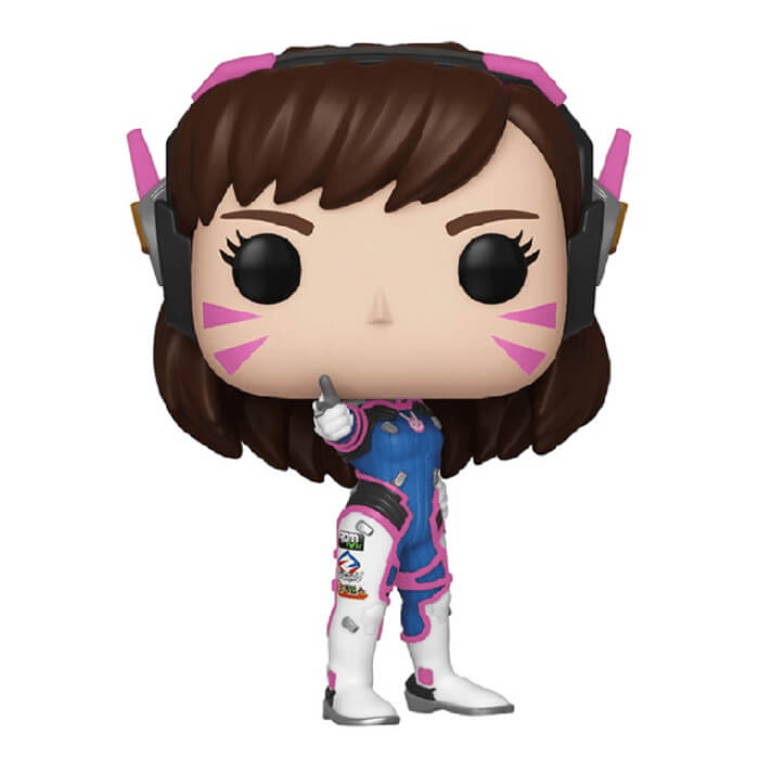 Figurine Funko POP D.Va (Overwatch)
