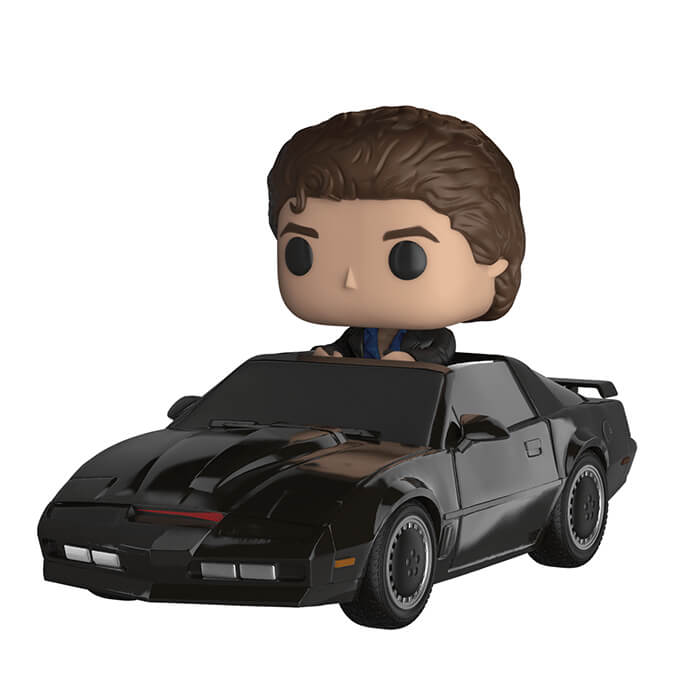 Figurine Funko POP Michael Knight (K2000)
