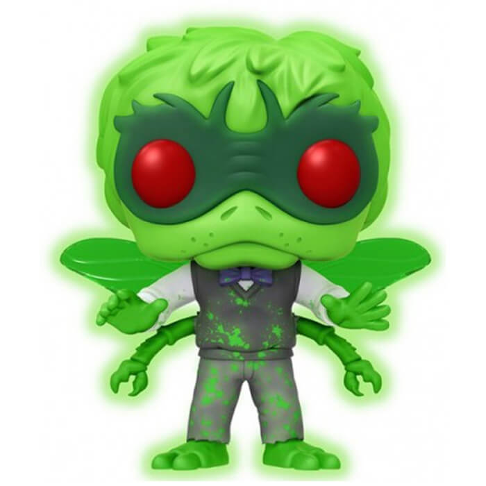 Figurine Funko POP Baxter Stockman (Glow in The Dark) (Tortues Ninja)