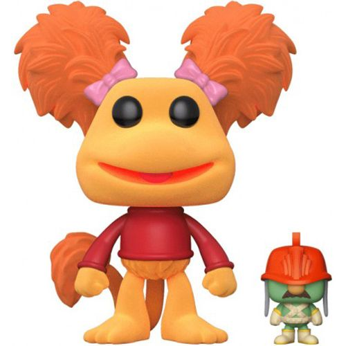 Figurine Funko POP Red (avec Doozer) (Flocked)