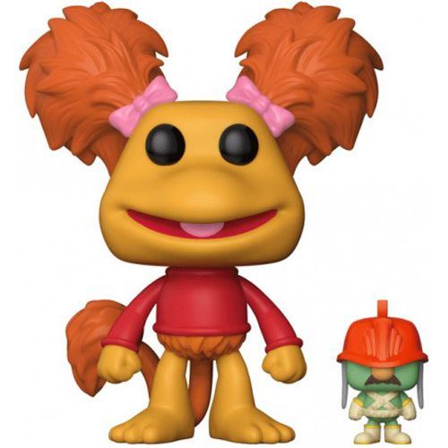 Figurine Red (avec Doozer) (Fraggle Rock)