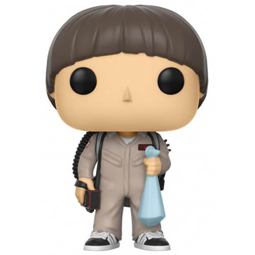 Figurine Funko POP Ghostbuster Will (Stranger Things)