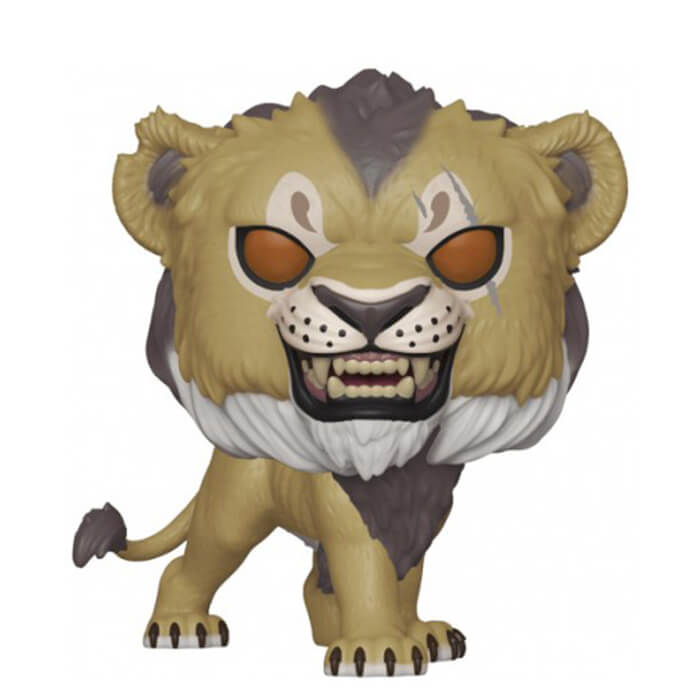Figurine Funko POP! Scar