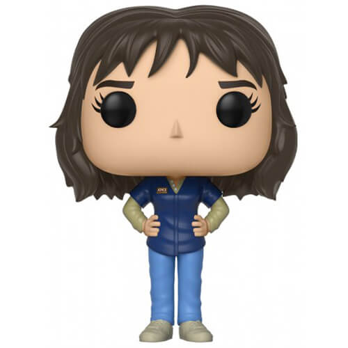 Figurine Funko POP Joyce en tenue de travail (Stranger Things)