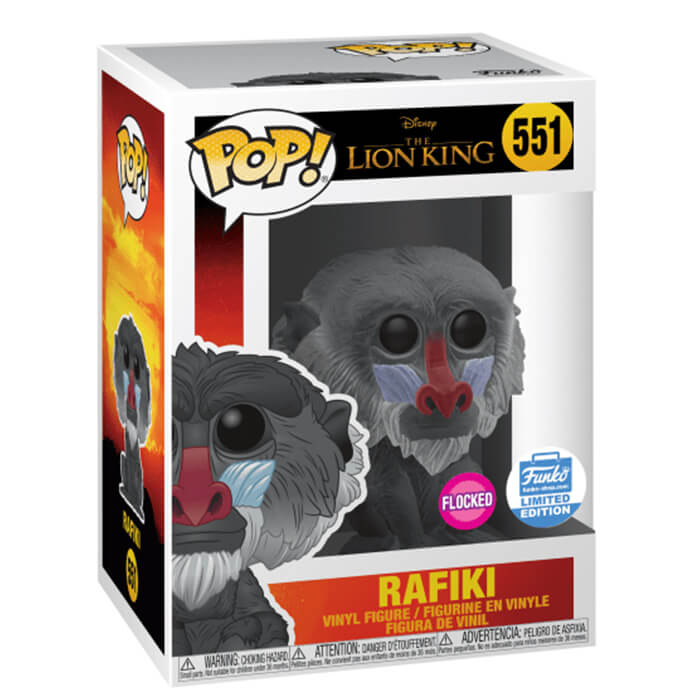 Rafiki (Flocked)
