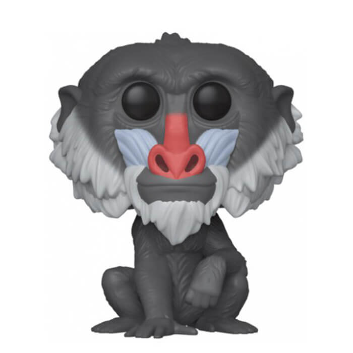Figurine Funko POP! Rafiki