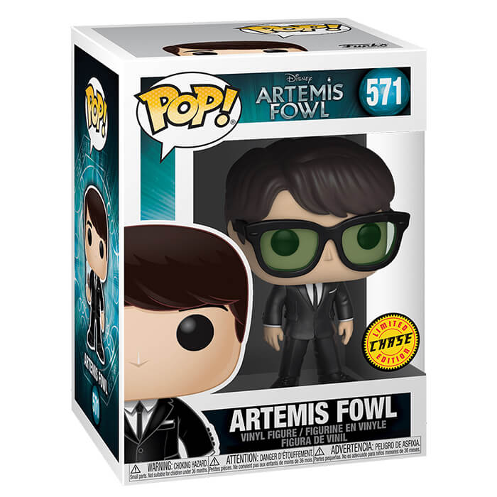 Artemis Fowl (Chase)