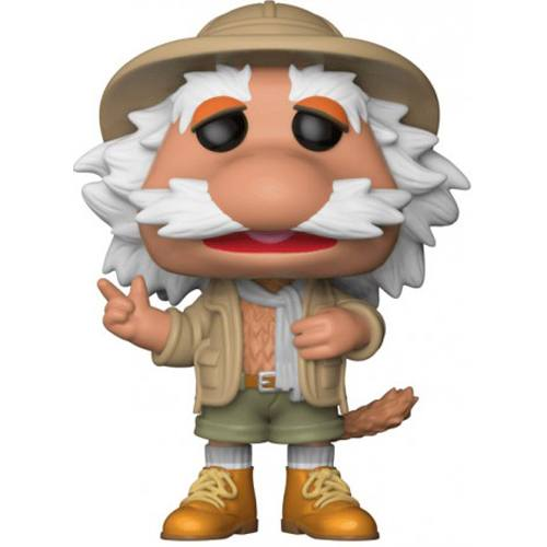 Figurine Funko POP Oncle Voyageur Matt (Fraggle Rock)