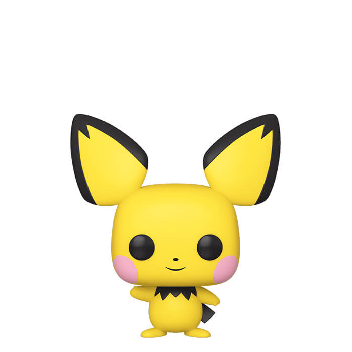 Pichu unboxed
