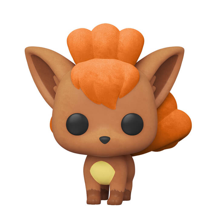 Figurine Funko POP Goupix (Flocked) (Pokémon)