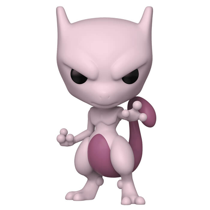 Mewtwo unboxed