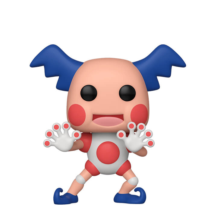 Mr. Mime unboxed