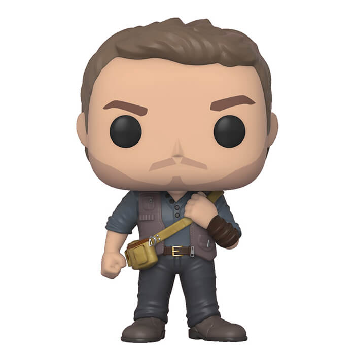 Figurine Owen Grady (Jurassic World)