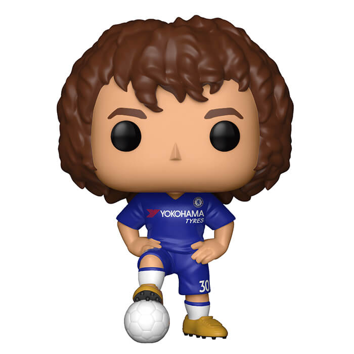 Figurine Funko POP David Luiz (Chelsea) (Premier League)