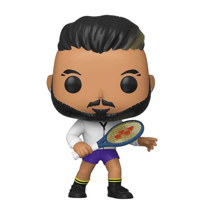 Figurine Funko POP Nick Kyrgios (Tennis Legends)