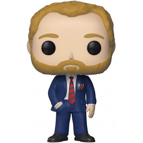 Figurine Funko POP Prince Harry