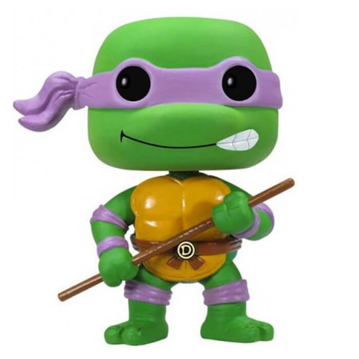 Figurine Funko POP Donatello (Tortues Ninja)