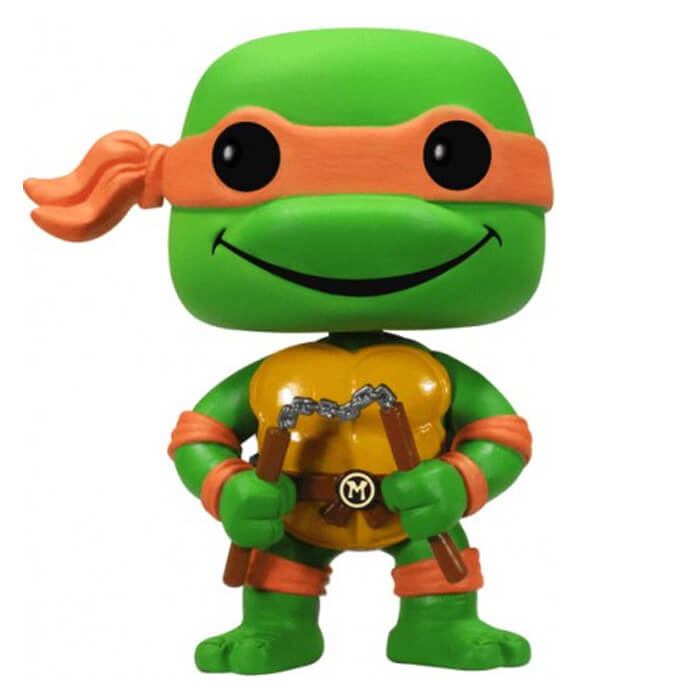 Figurine Funko POP Michelangelo (Tortues Ninja)